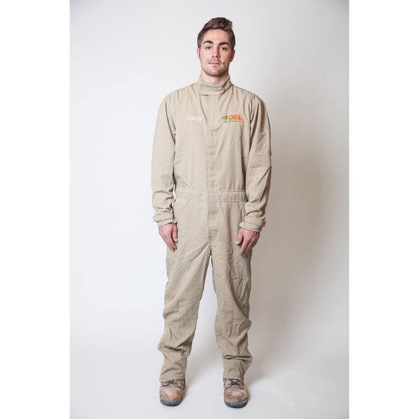 8 cal/cm2 Coverall