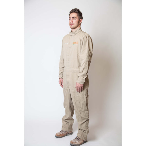 8 cal Flash Coverall - FR Shield