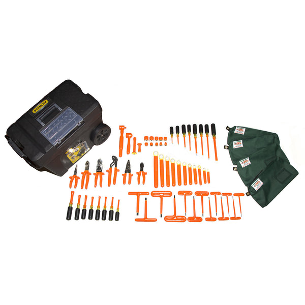 Insulated Tool Kit - Big Box - 60 Pieces
