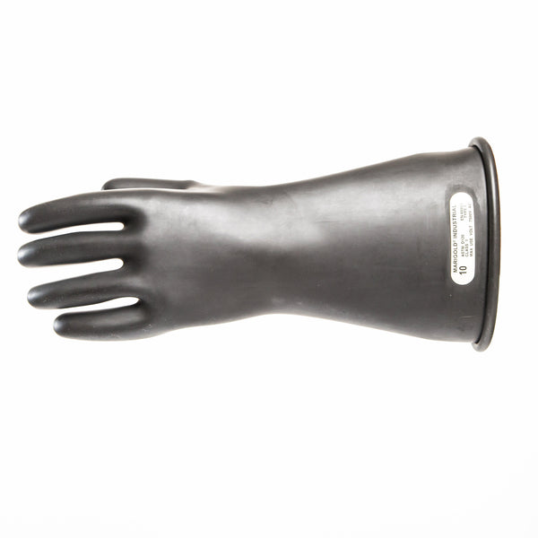 Insulated Electrical Rubber Gloves - Class 1 (7,500V)