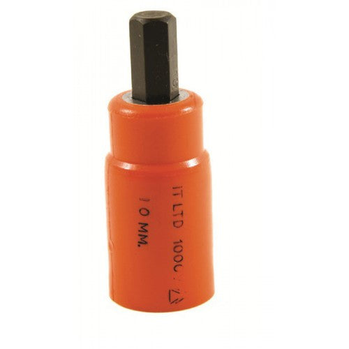 Insulated Hex Bit Socket 3/8