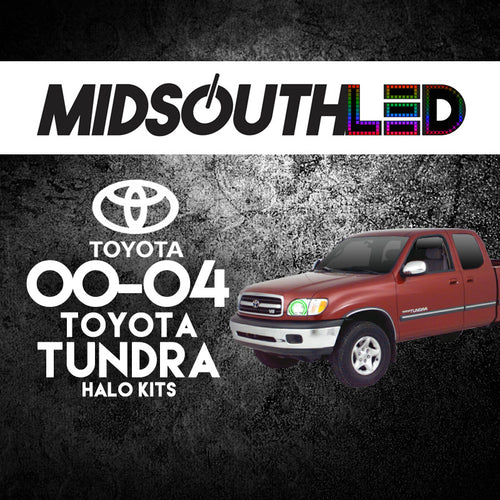 2000-2004 Toyota Tundra COLORWERKZ Halo Kit