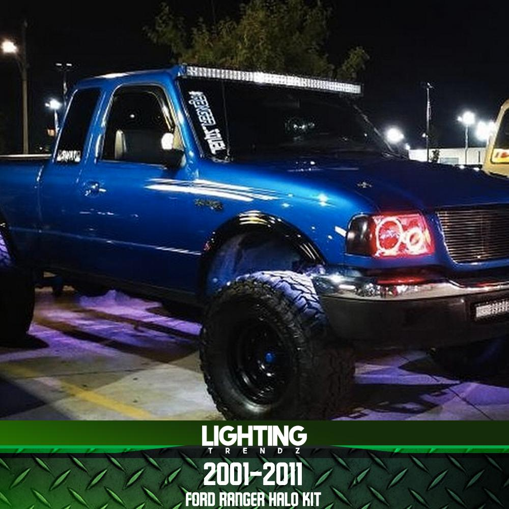 2001-2011 Ford Ranger Halo Kit