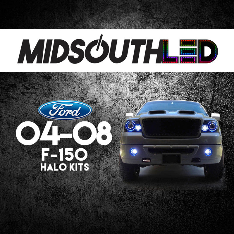 2004-2008 Ford F-150 COLORWERKZ Halo Kit