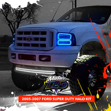05-07 Super Duty COLORWERKZ Halo Kit
