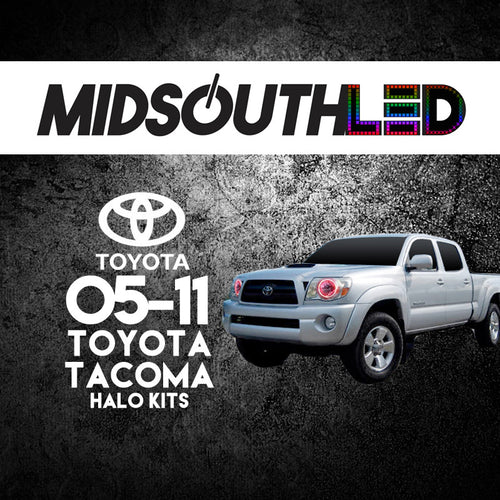 2005-2011 Toyota Tacoma COLORWERKZ Halo Kit