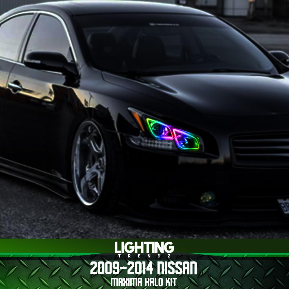 2009-2014 Nissan Maxima Halo Kit