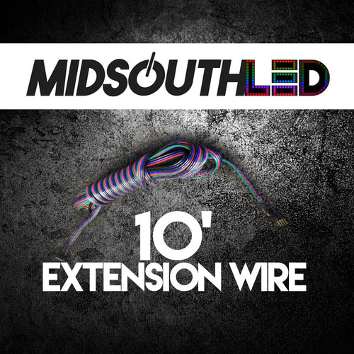 10' Extension Wire
