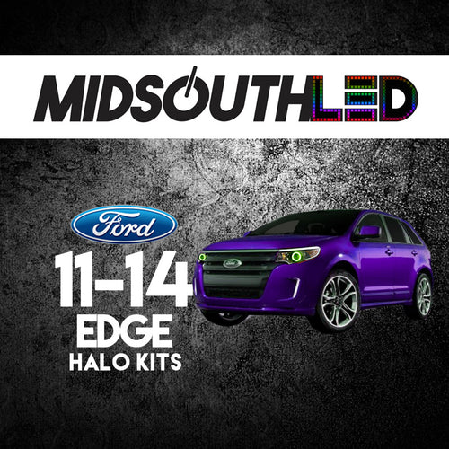 2011-2014 Ford Edge COLORWERKZ Halo Kit
