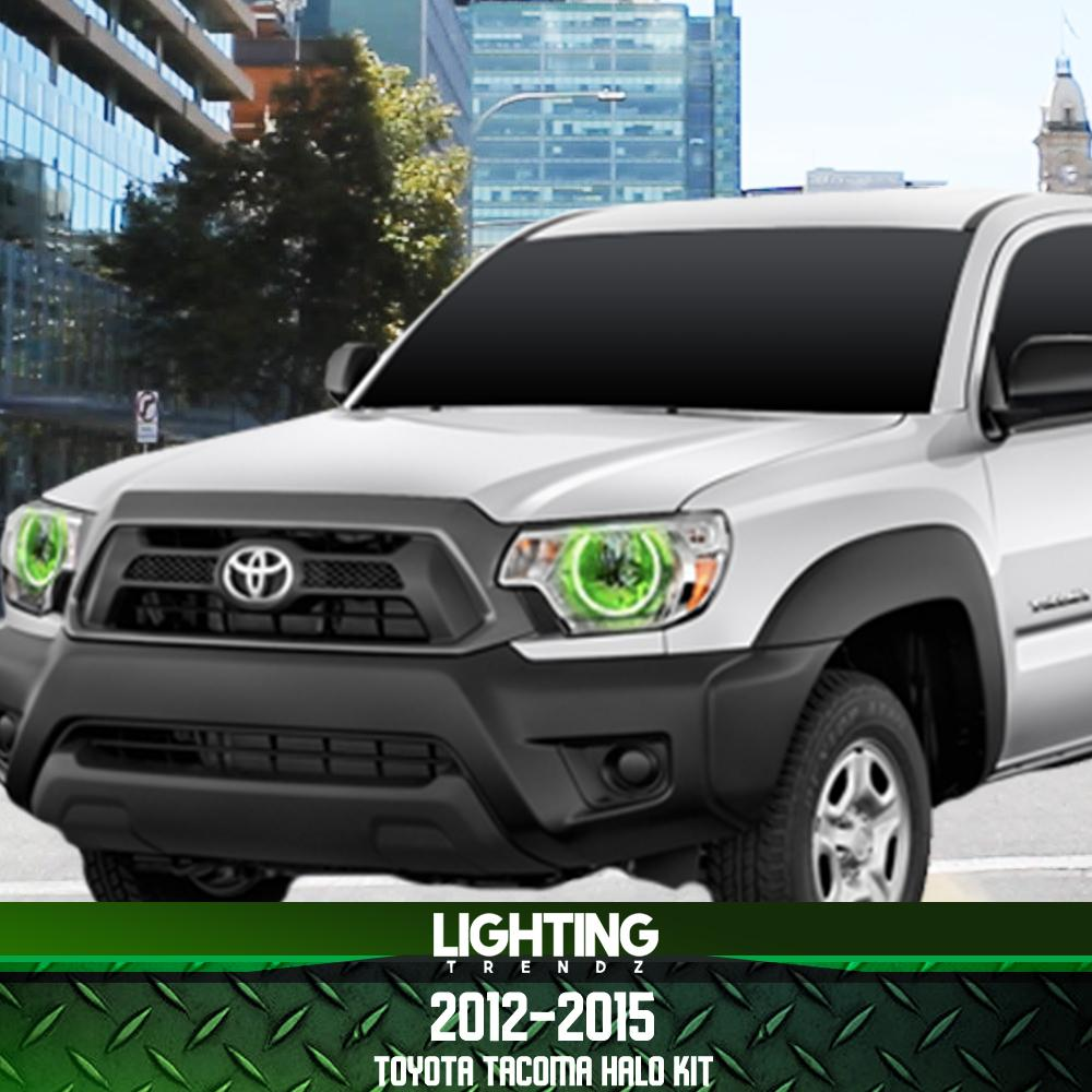 2012-2015 Toyota Tacoma Halo Kit