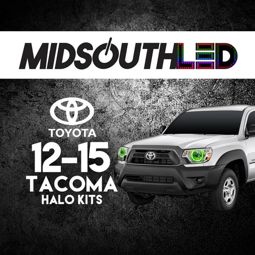2012-2015 Toyota Tacoma COLORWERKZ Halo Kit