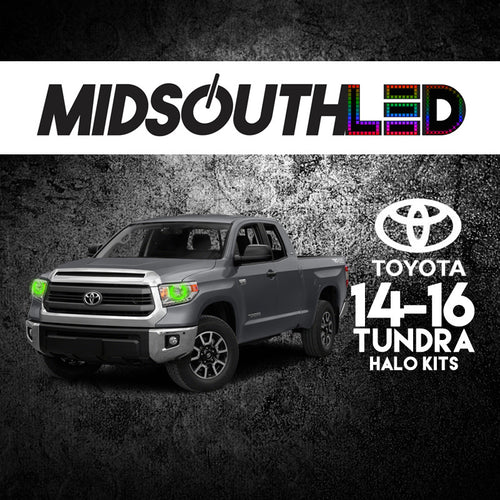 2014-2016 Toyota Tundra COLORWERKZ Halo Kit
