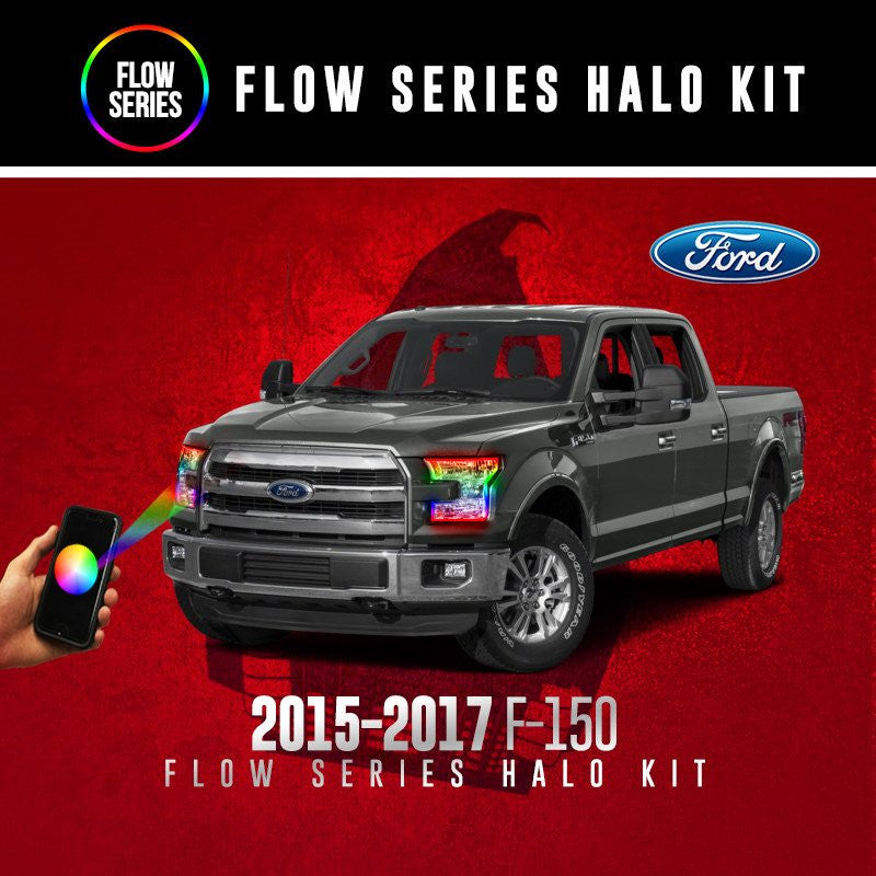 2015-2017 Ford F-150 Flow Series Halo Kit
