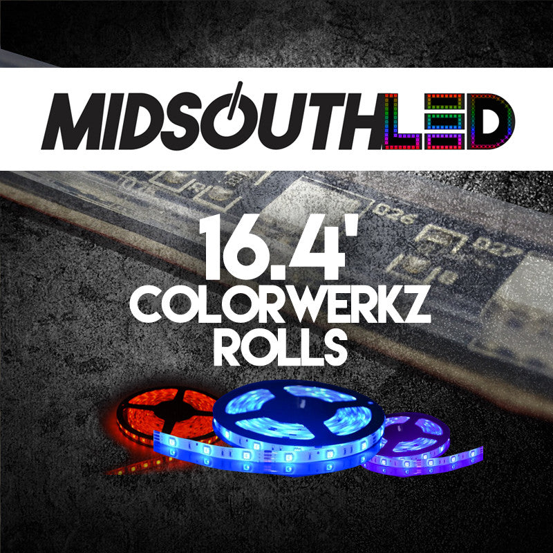 COLORWERKZ 16' Rolls