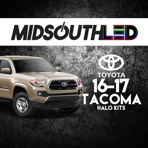 2016-2017 Toyota Tacoma COLORWERKZ Halo Kit