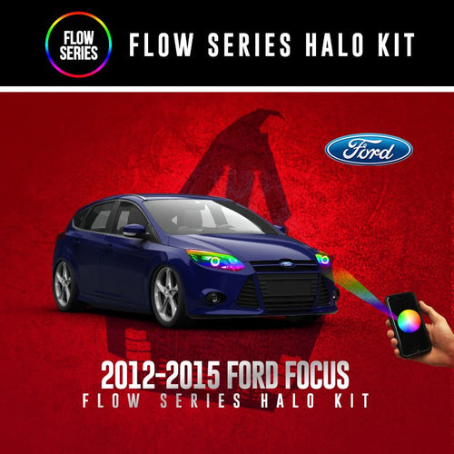 2012-2015 Ford Focus Flow Series Halo Kit