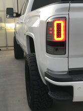 2014+ GMC Sierra Recon Colormatched LED Tail Lights