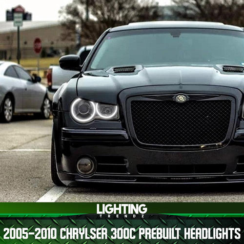 2005-2010 Chrysler 300C Prebuilt Headlights