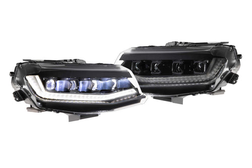 CHEVROLET CAMARO (16-18): XB LED HEADLIGHTS