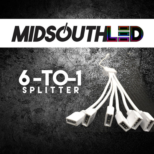6-to-1 Splitter