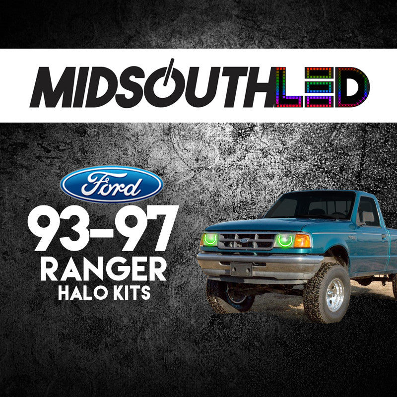 1993-1997 Ford Ranger COLORWERKZ Halo Kit