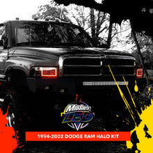 1994-2002 Dodge Ram (2nd Generation) COLORWERKZ Halo Kit