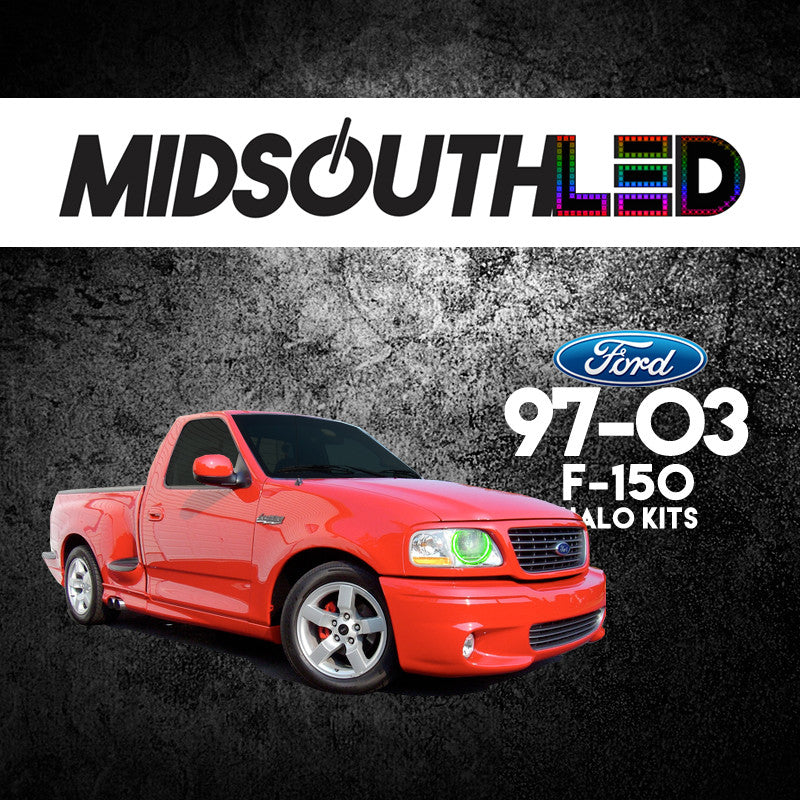 1997-2003 Ford F-150 COLORWERKZ Halo Kit