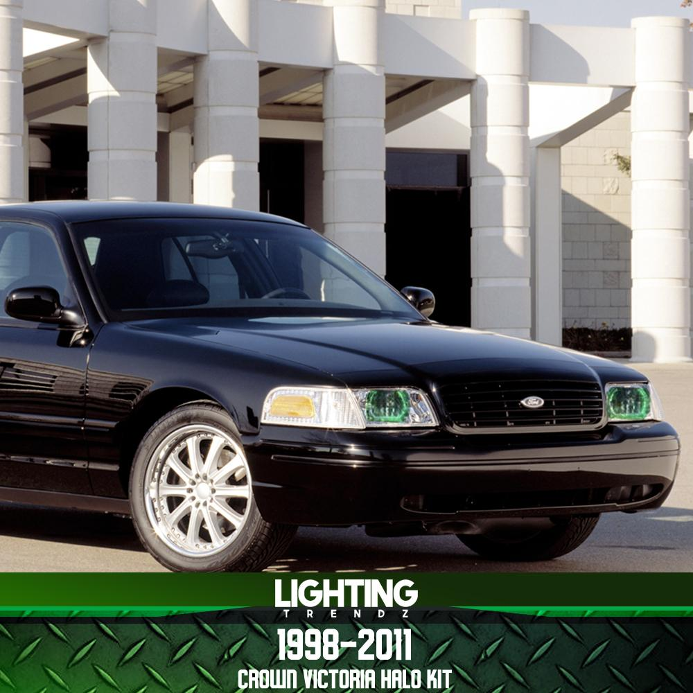 1998-2011 Ford Crown Victoria Halo Kit