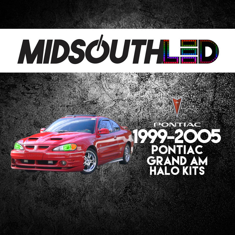 1999-2005 Pontiac Grand Am COLORWERKZ Halo Kit