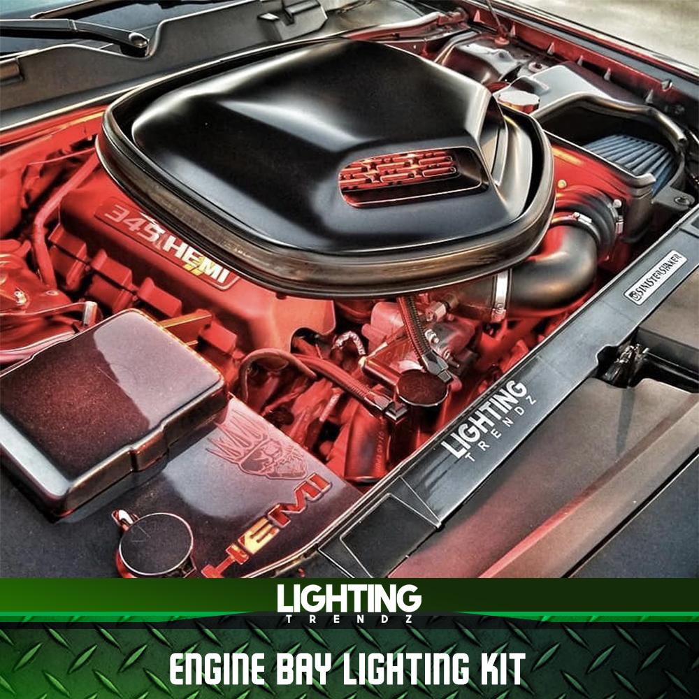 Engine Bay Lighting Kit