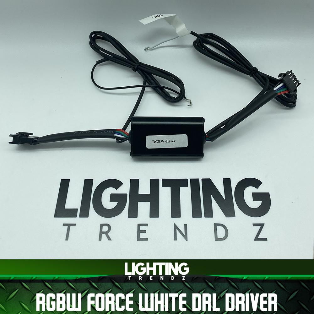 RGBW Force White DRL Driver