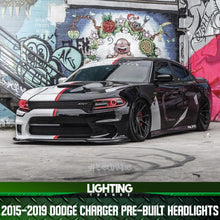 2015-2020 Dodge Charger Pre-Built Headlights