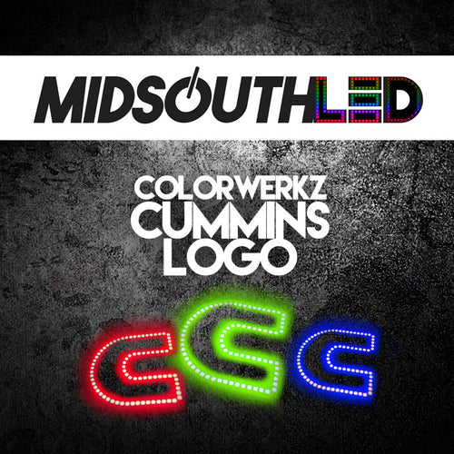 COLORWERKZ Cummins Lumens c logo