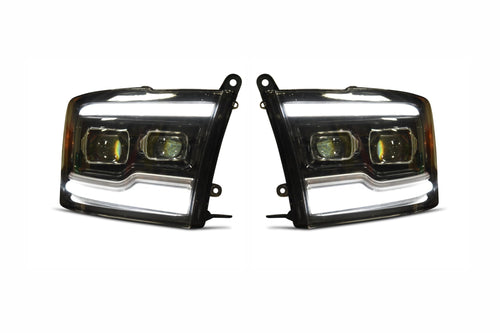 2009-2018 DODGE RAM XB LED HEADLIGHTS
