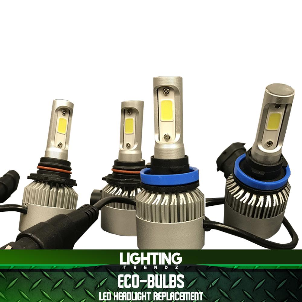 Eco-Bulb LED Headlight Replacement