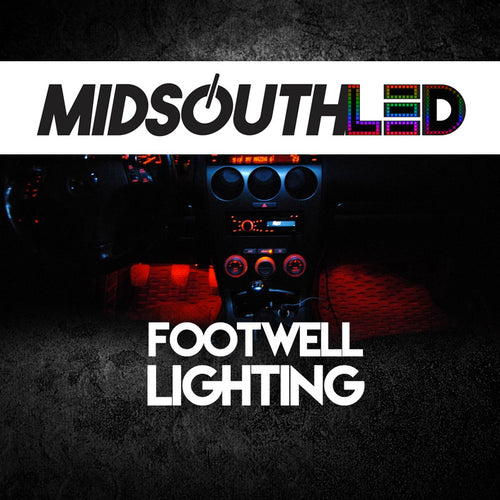 COLORWERKZ Footwell Lighting Kit