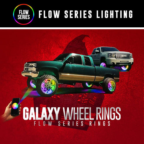 Galaxy Wheel LIGHTS (Flow Series)