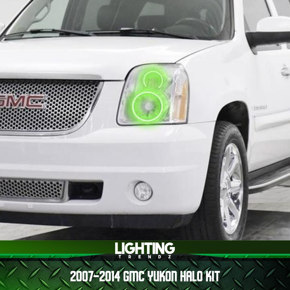 2007-2014 GMC Yukon Halo Kit