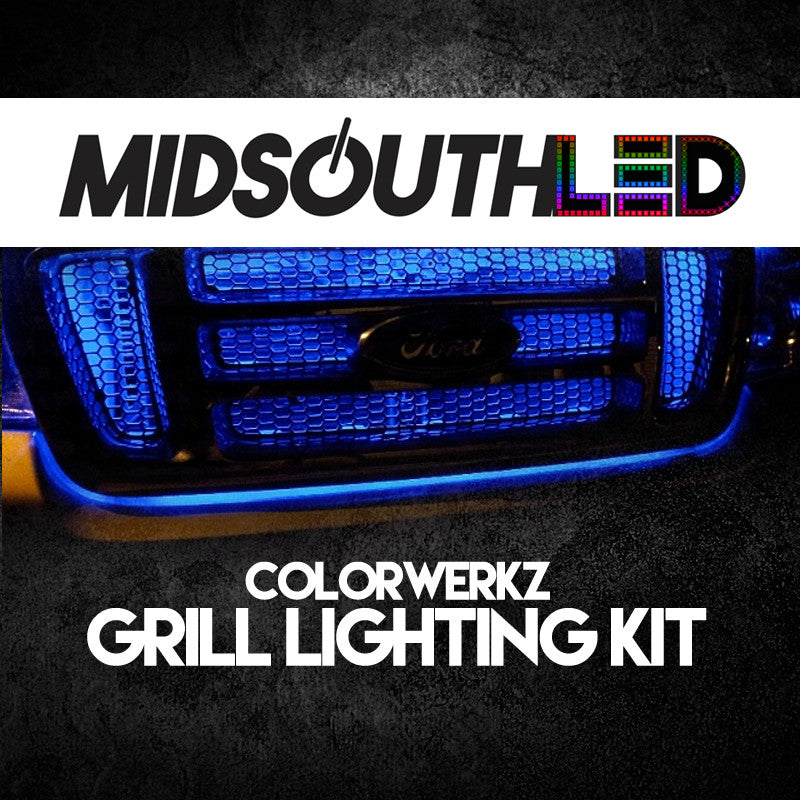 COLORWERKZ Grill Lighting Kit
