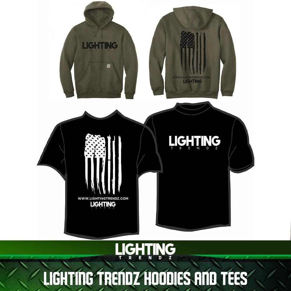 Lighting Trendz Hoodies and Tees
