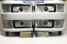 2014-2018 Chevy Silverado HD Anzo colormatched Headlights