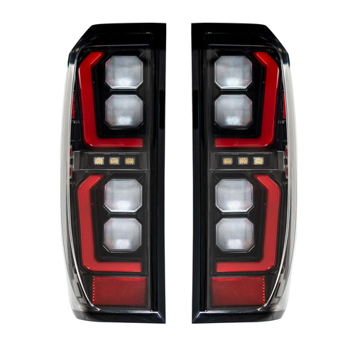 2019-2020+ GMC Sierra RECON LED Tail Lights Colormatched