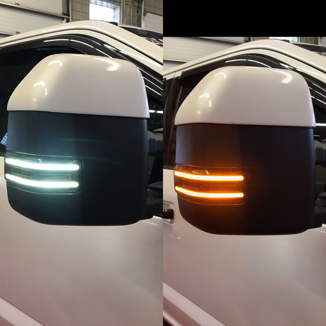 2017-current Ford Tow Mirror Switchback Marker Lights