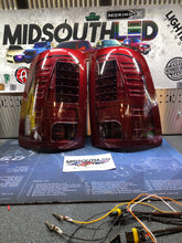 2009-2018 Dodge Ram colormatched Led Tail lights