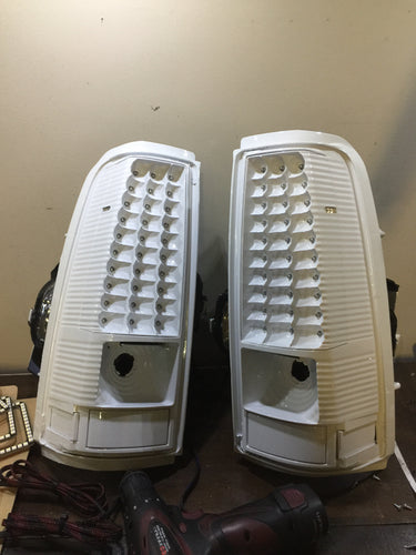 Pre Built Tail Lights Midsouthled