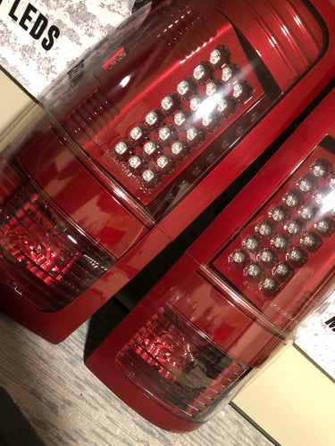 99-16 F250/340/450 ColorMatched Tail Lights