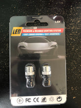 T10 / 194 Canbus Led Bulbs (perfect for tag lights)