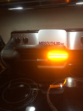 88-19 Gm Tow Mirrors with Colormatched Caps With Switchbacks