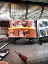 2007-2013 silverado Summit White u8624 headlights
