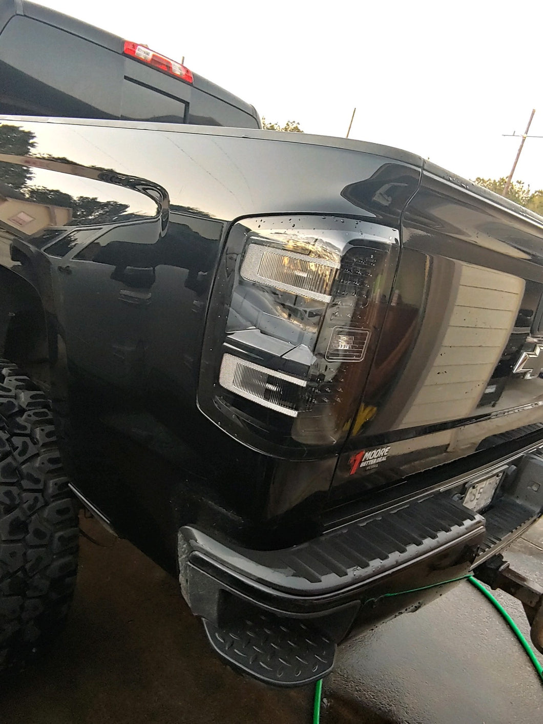 2014 2018 Silverado Colormatch Led Tail Lights Midsouthled